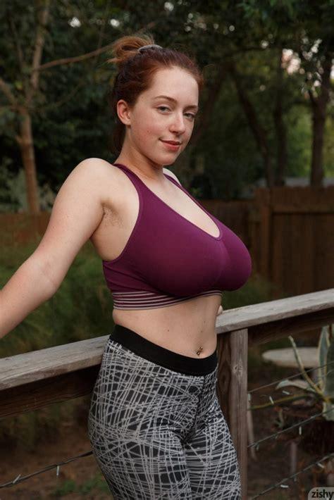 Kelsey Berneray Big Passions for Zishy – Curvy Erotic