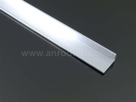 led l aluminium l profil led szalaghoz 20 mm x 10 mm 193 r 400