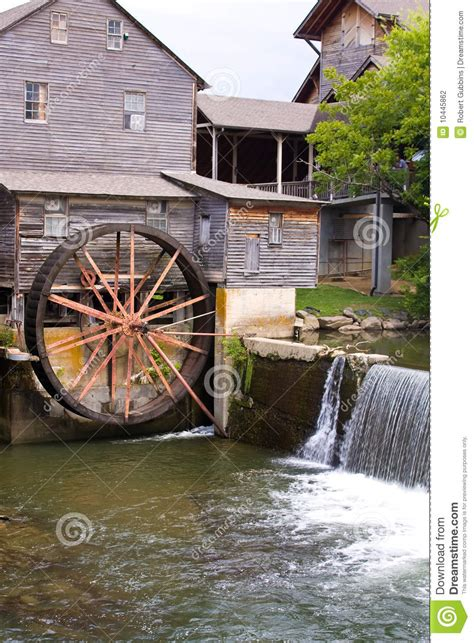 Old Mill Stock Photography   Image: 10445862