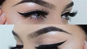 Simple Gel Eyeliner Tutorial