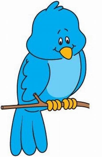Bird Clip Clipart Birds Sad Cartoon Whimsical
