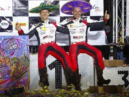 'Toyota' atklāj panākumu atslēgu Meksikas rallijā - Go4speed