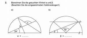 Winkel Berechnen übungen Mit Lösungen : winkel am kreis gesucht geometrie mathelounge ~ Themetempest.com Abrechnung