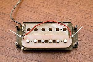 Fender Widerange Humbucker Repair