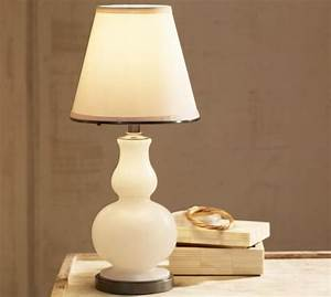 milo alabaster accent lamp pottery barn With barn lamps for sale