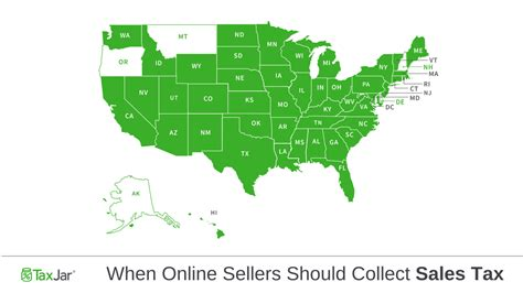 sellers  collect sales tax