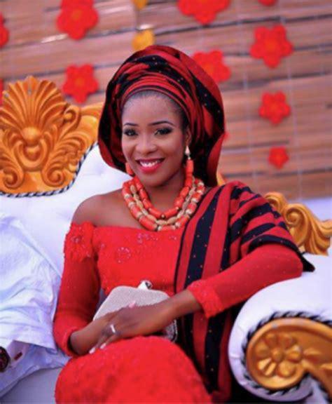 benue brides serving style