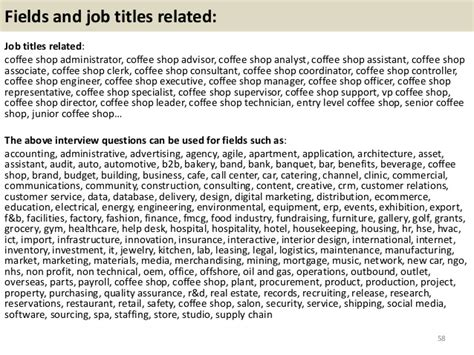 Records Clerk Questions And Answers by Top 36 Coffee Shop Questions And Answers Pdf