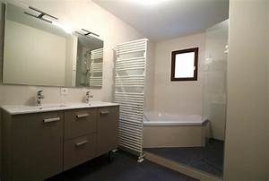Seche Serviette Salle De Bain : renovation salle de bain crolles seche serviette claustra ~ Edinachiropracticcenter.com Idées de Décoration