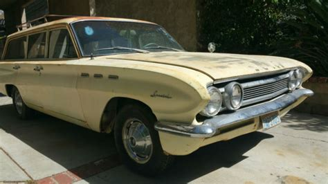 1962 Buick Special For Sale by 1962 Buick Special Wagon Barn Find For Sale Photos