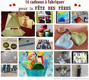 Cadeau Fete Des Peres : 16 id es de cadeaux fabriquer pour la f te des p res ~ Melissatoandfro.com Idées de Décoration