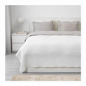 Couvre Lit Matelassé Ikea : v reld couvre lit 230x250 cm ikea ~ Melissatoandfro.com Idées de Décoration