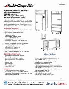 Download Free Pdf For Traulsen Rbc200 Refrigerator Manual