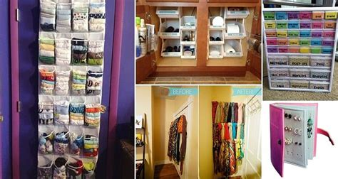 16 Super Useful Organizing Ideas For Your Home