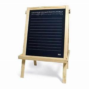 Tableau Enfant Bois : tableau ecolier bois table de lit a roulettes ~ Teatrodelosmanantiales.com Idées de Décoration