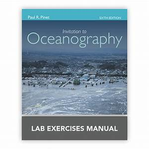 Invitation To Oceanography Lab Exercises Manual