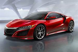 New Honda NSX Details Price And Specs Carbuyer