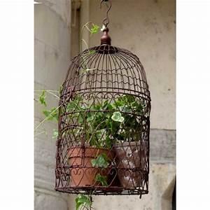 Cage Oiseau Deco : cage oiseaux en deco ~ Teatrodelosmanantiales.com Idées de Décoration