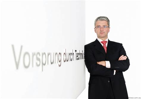 rupert stadler  audi  dominate premium car sales