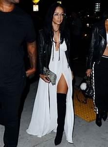 Draya Michele at the Nice Guy in Los Angeles