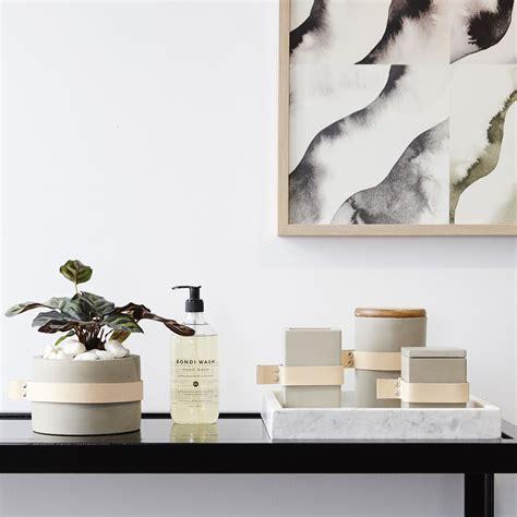 modern  easy contemporary diy cement decor