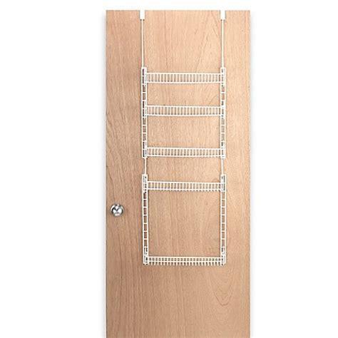 Over the Door Household Organizer? Compact Pantry Rack