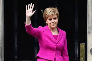 Snp U0026 39 S Nicola Sturgeon Speaks Out About Her Miscarriage