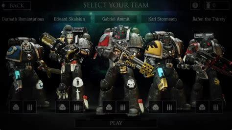 Warhammer 40k Deathwatch Tyranid Invasion Gameplay 2015