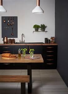 Black, Matte, Kitchen, Designs, That, Will, Steal, Your, Attention