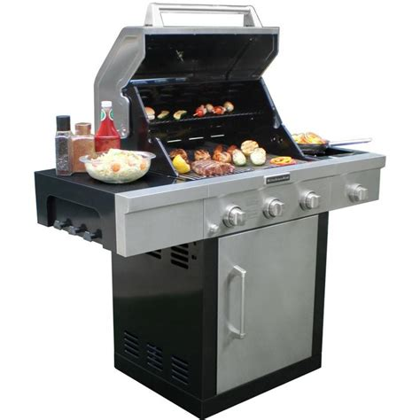 best gas grills for an outdoor kitchen mysheridanhome