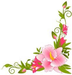 Flower Border Clip Art Free Download