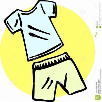 Shorts Shirt Clipart Pants Shirts Illustration Clothing