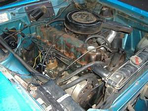 File 1975 Amc Hornet 232 I6 Engine Jpg