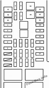 Fuse Box Diagram  U0026gt  Toyota Tundra  2000