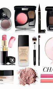 Pin by Tina Lerma on Beauty bag   Beauty bag, Makeup, Chanel