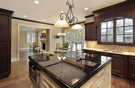 select   granite   kitchen