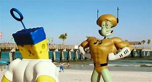 The Spongebob Movie Sponge Out Of Water Mountain Xpress