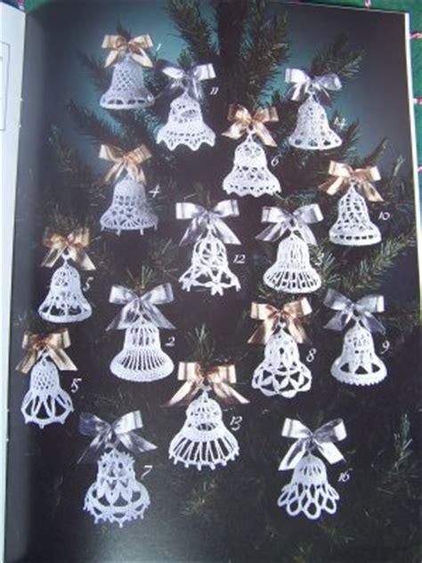 craft ideas with doilies free crochet bell bows pattern crochet tutorials 3971