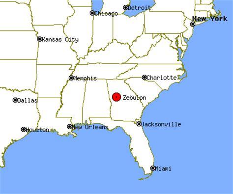 Zebulon Profile | Zebulon GA | Population, Crime, Map