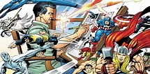 Jack Kirby's 100 Coolest Comic Book Creations | CBR
