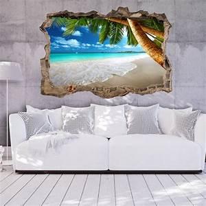 Loch In Der Wand : 3d wandillusion wandbild fototapete poster xxl loch in der ~ Lizthompson.info Haus und Dekorationen