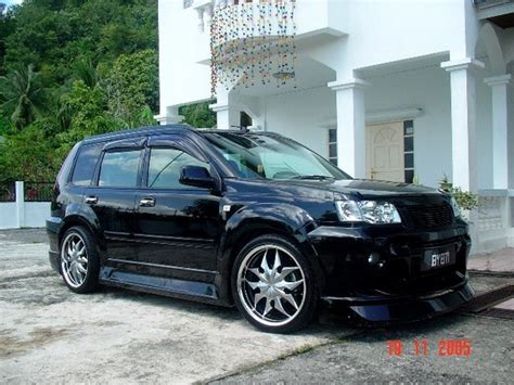 Nissan X Trail Modification by Nissan Xtrail Modifications
