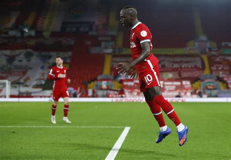 Mane the 2nd Liverpool player this week to contract virus ...