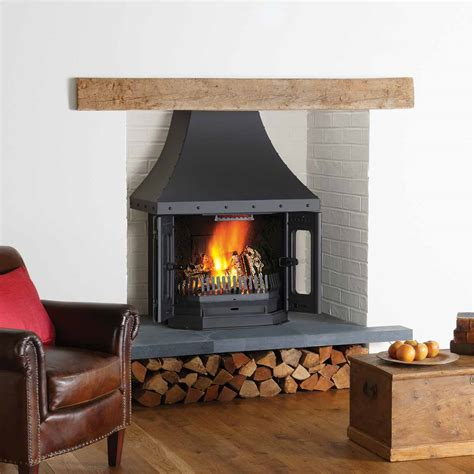 Dovre 2700 Multi Fuel Insert Fireplace The Stove Site
