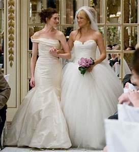 The best movie wedding dresses of all time weddingdashcom for Wedding dress movie
