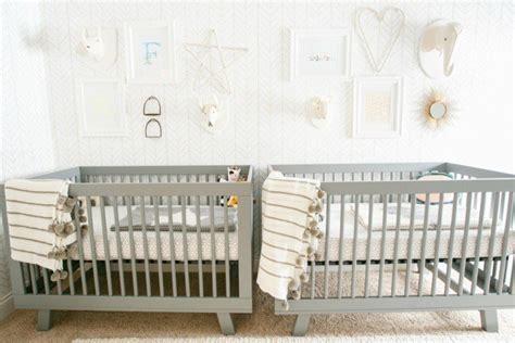 Babyzimmer Gestalten Zwillinge by D 233 Coration Chambre B 233 B 233 Jumeaux Id 233 Es De Tricot Gratuit