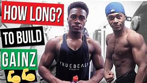How Long Does It Take To Build 1lb Of Muscle Mass