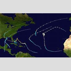 1965 Atlantic Hurricane Season Wikipedia