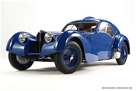 1938 Bugatti 57sc Atlantic By Autoart 1