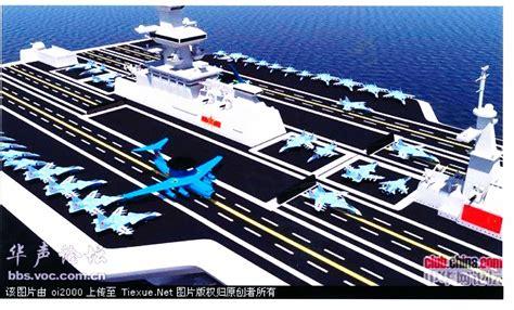 Catamaran Aircraft Carrier Russia by Aircraft Carriers